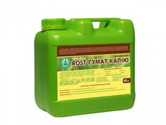 ROST® гумат калия 10 л, 10 л